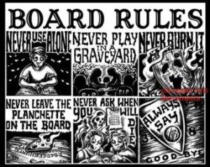 Board Rules