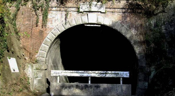 Old Chusetsu Tunnel