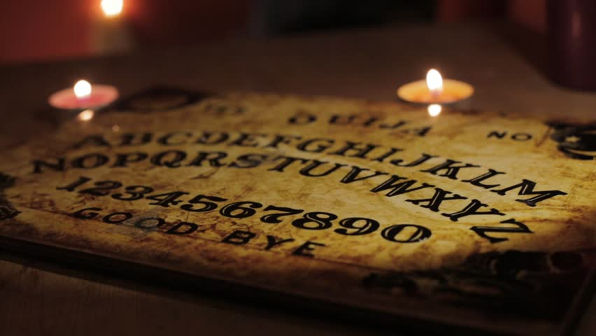 Ouija Are You There?